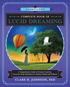 Cover FINAL Llew Comp Bk Lucid Dreaming