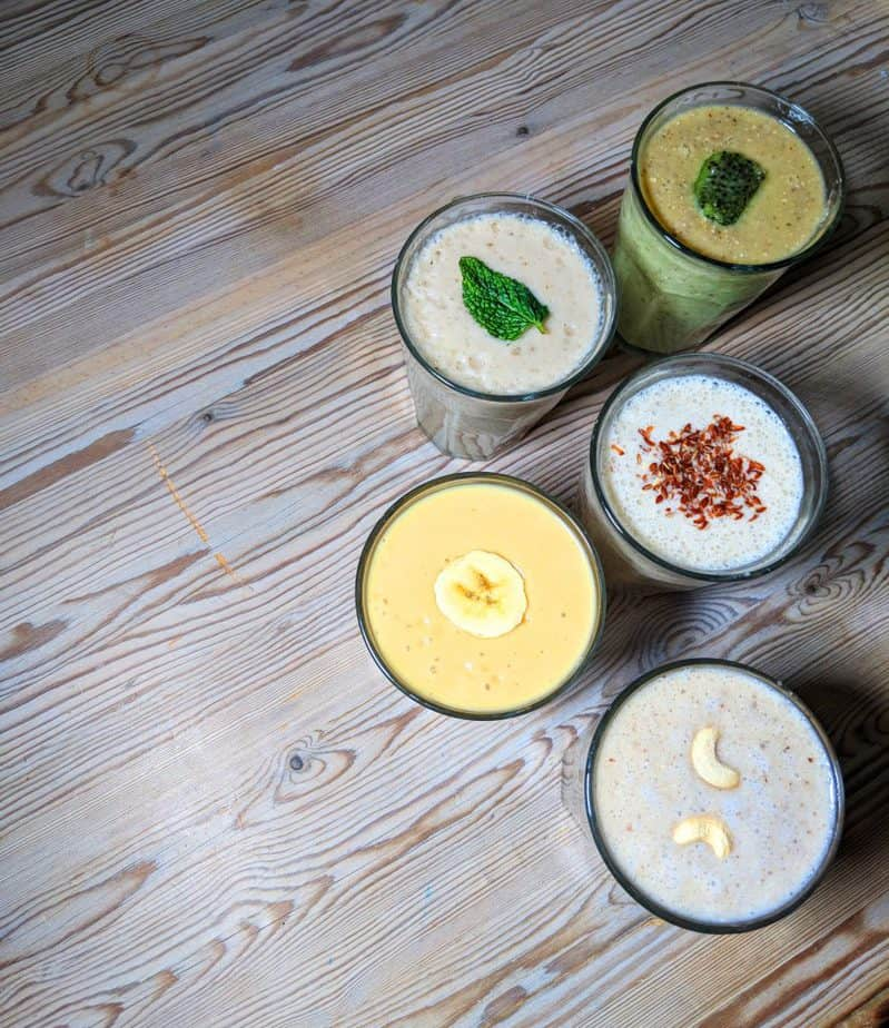 EASY BUT EFFECTIVE SMOOTHIES FOR BETTER SLEEP - Lucid Dream Society
