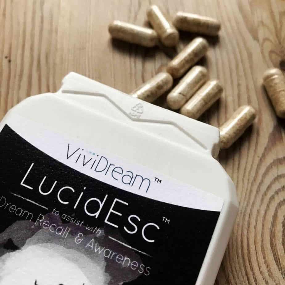 IS LUCIDESC THE BEST LUCID DREAM SUPPLEMENT? – Review 2019 - Lucid Dream Society