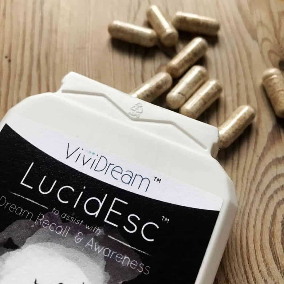 Is LucidEsc The Best Lucid Dream Supplement? - Lucid Dream Society