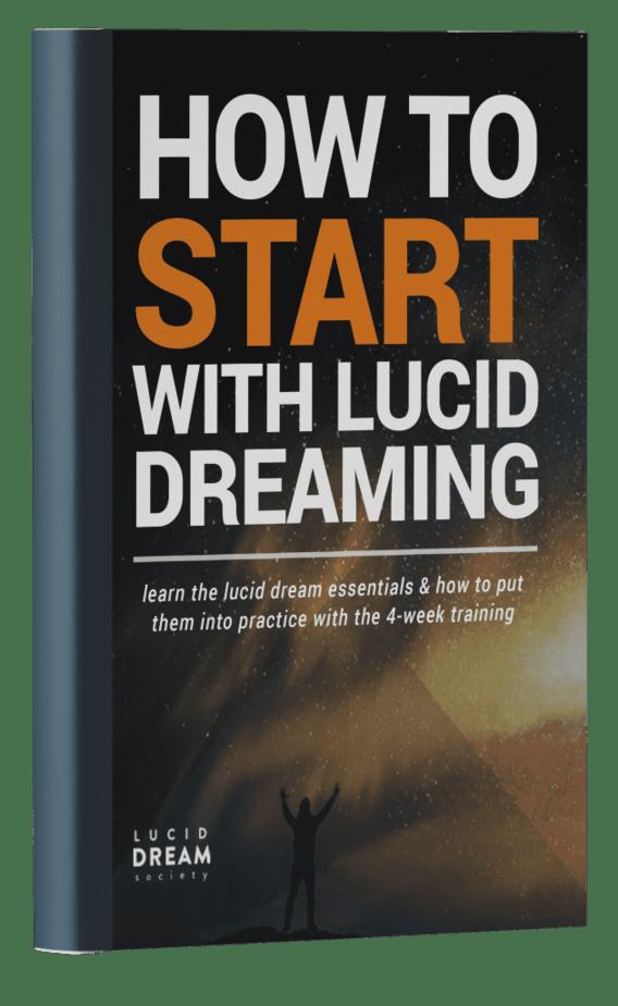 Lucid Dream Society Beginners E-book